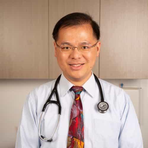 Dr Colman Fung