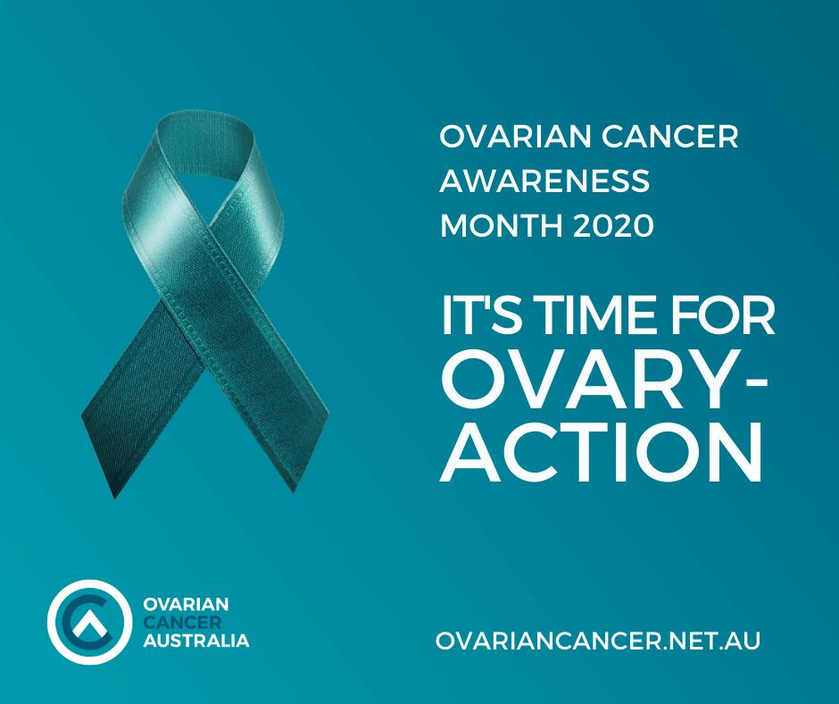 Ovarian Cancer Awareness Month Main Street Medical Lilydale Melbourne Vic Australia