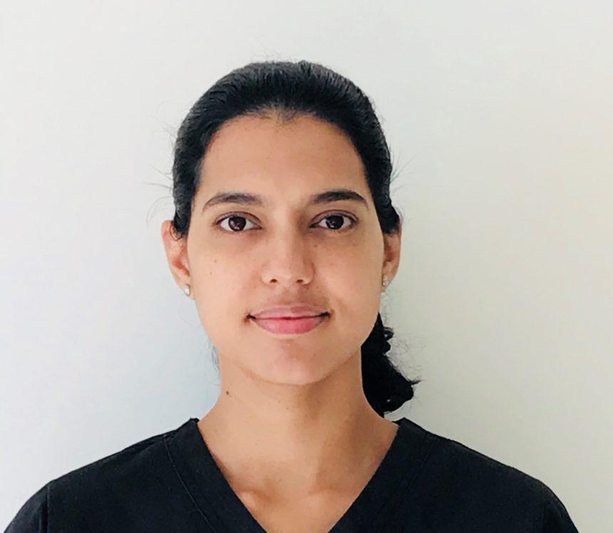 Welcome Dr Anitha Rajeshkumar!